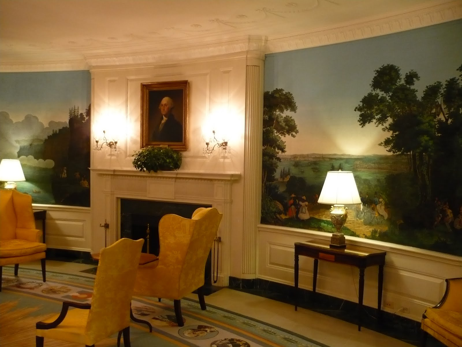 White House Inside Pictures All Entry Wallpapers