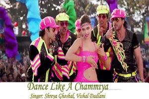 Dance Like A Chhamiya