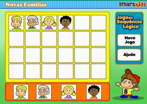 http://www.smartkids.com.br/jogos-educativos/sequencia-logica-familia.html