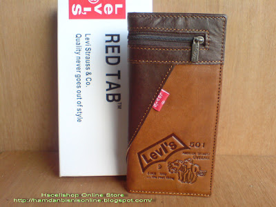 Dompet Panjang Kulit