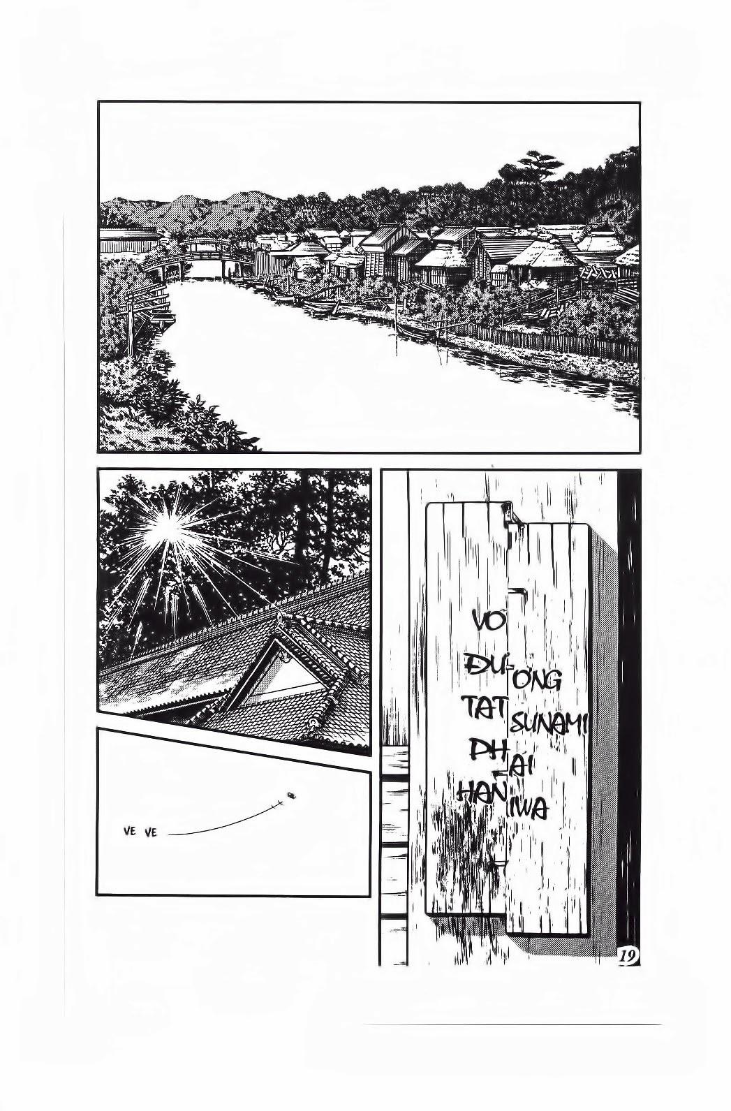 Nijiiro Togarashi - Ớt Bảy Màu chap 80 - Trang 16