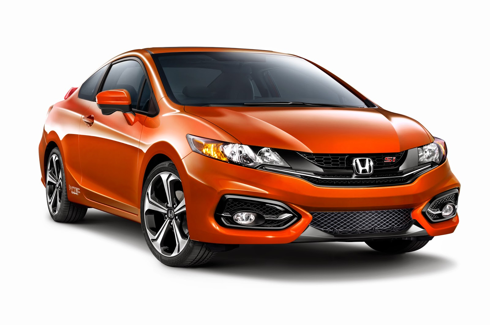 Honda Civic Si (Orange Fire Pearl)