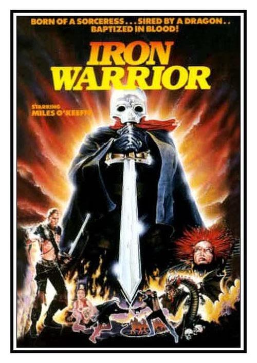 Iron Warrior 1987