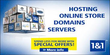 1&1 Internet, Inc. - Hosting Domain Servers