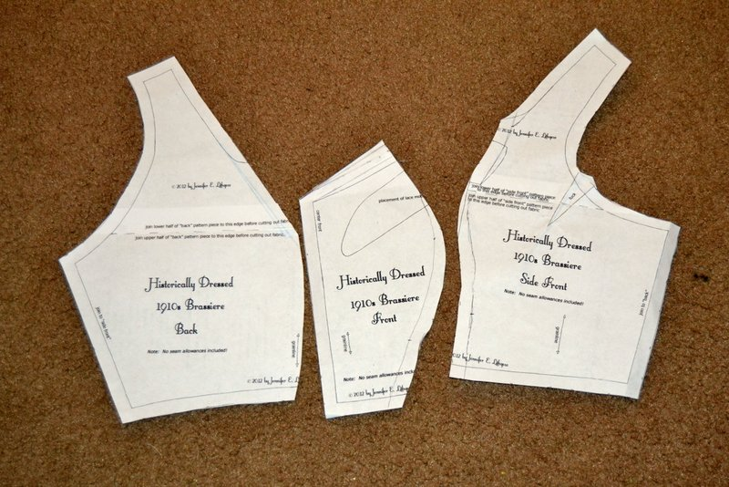 In which my husband helps make a corset | The Girl with the Star ...