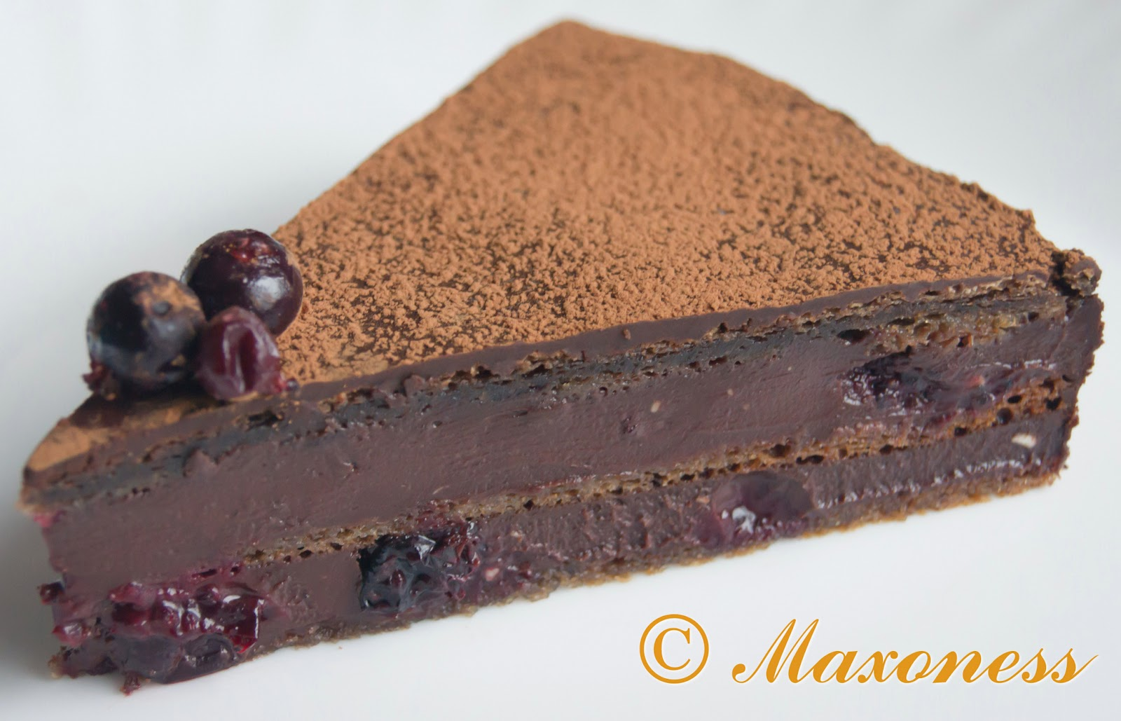 Торт «Чуао» от Пьера Эрме