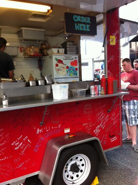 Kaboom Food Truck