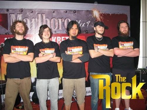 The Rock - Munajat Cinta
