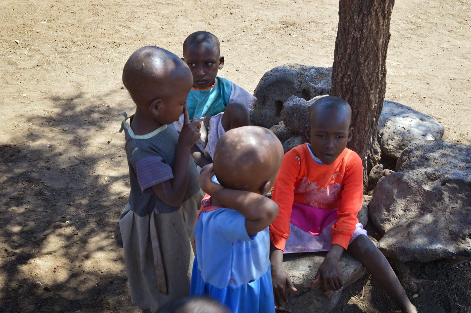 Trabajo infantil en Tanzania