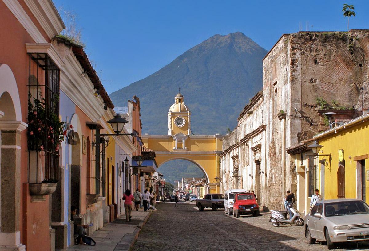 Guatemala Ecosistema Y Clima
