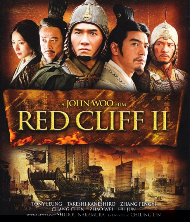 red cliff 2 online hd