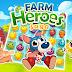 Vidas infinitas para Farm Heroes Saga