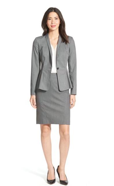 Cricutcraftyclare: #FrugalFriday: Petite Professional Suits