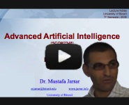 Advanced Artificial Intelligence Course
