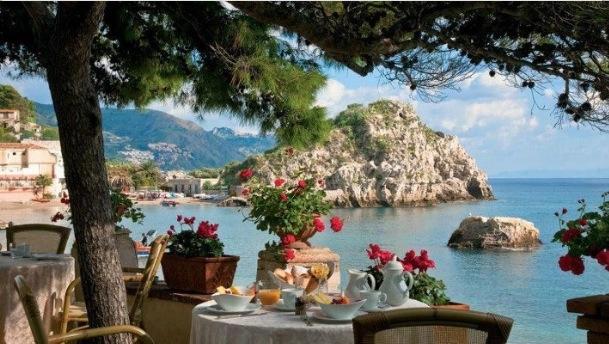 Taormina-Sicily