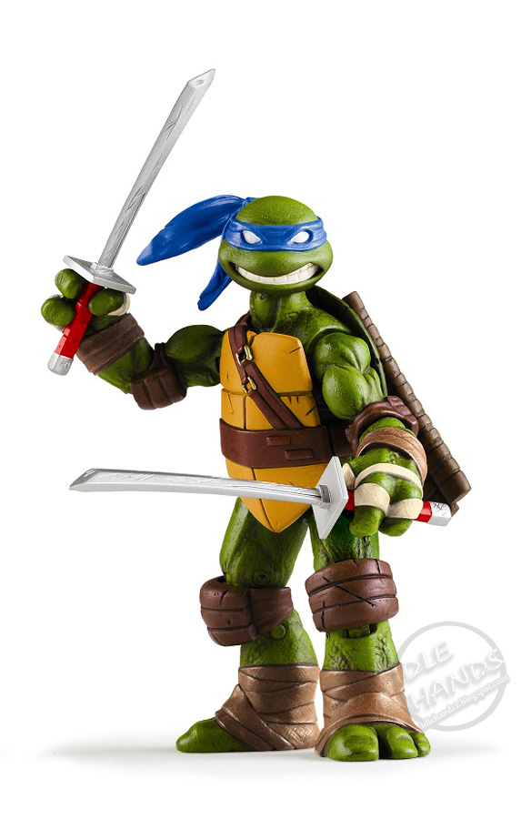 Ninja Turtles Toys : Idle hands toy fair teenage mutant ninja turtles