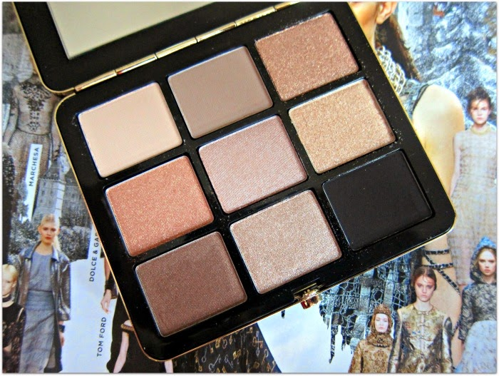 Bobbi Brown Warm Glow Eye Palette Scotch On The Rocks