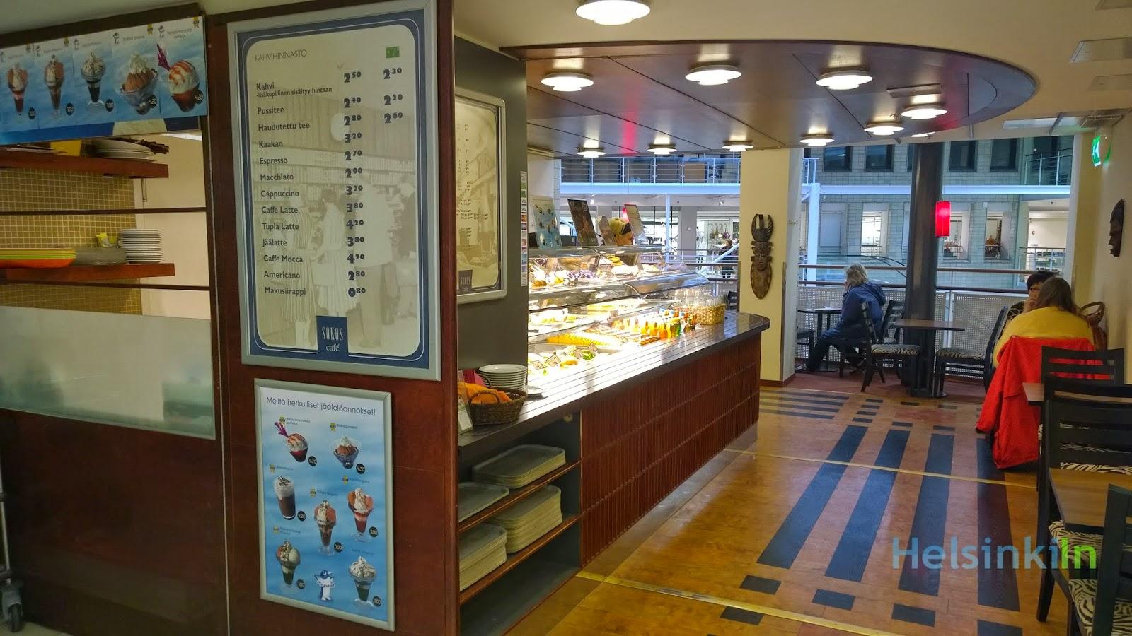 Sokos Café Helsinki