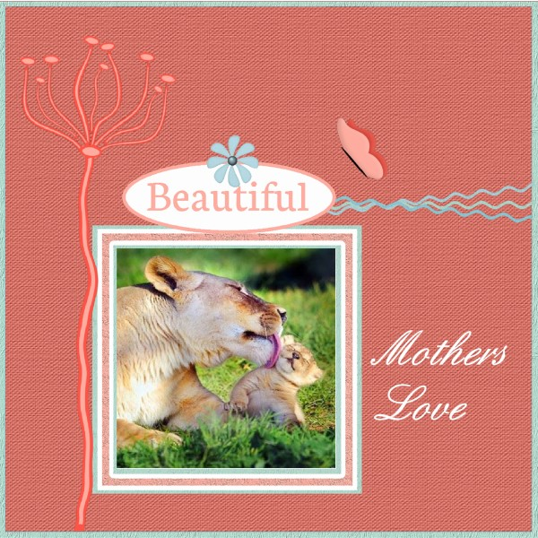 May 2016 – Mothers Love