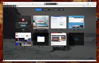 Vivaldi web browser Ubuntu