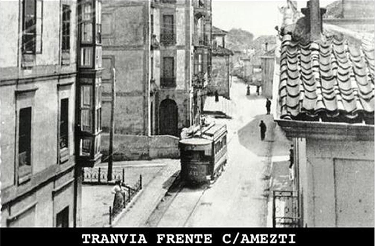Memorias de getxo el tranvia de las arenas a algorta - Bilbao fotos antiguas ...