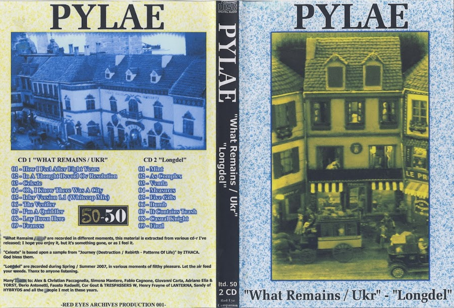 Pylae - What Remains / UKR - Longdel