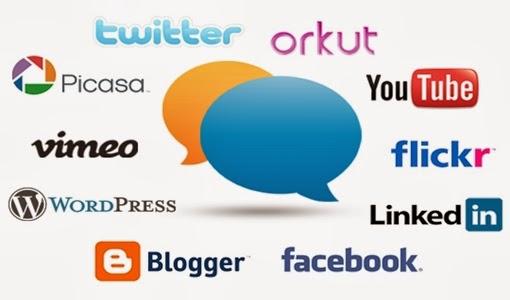 As melhores redes sociais, cuidado, segurança