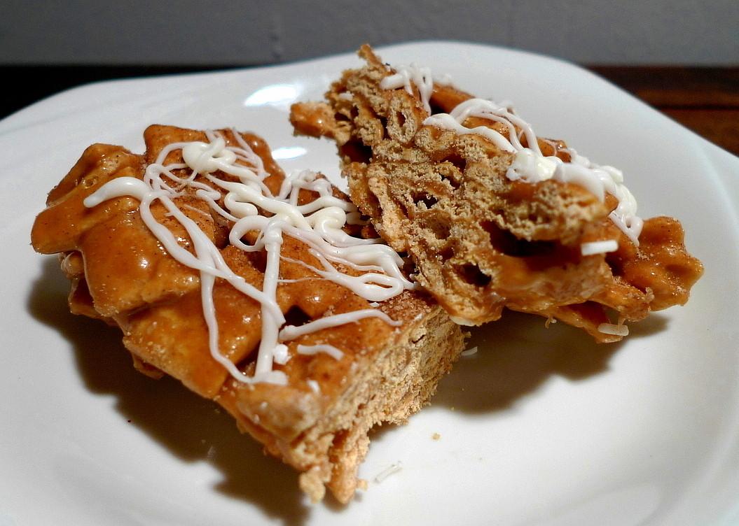 SWEET AS SUGAR COOKIES: Biscoff Cinnamon Toast Crunch Treats