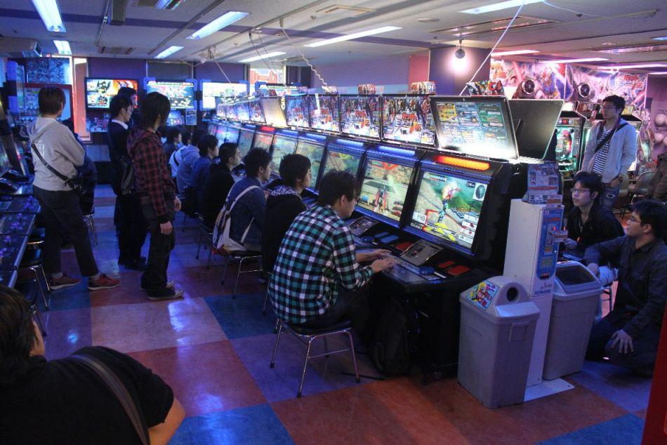 slowcade: Hong Kong and Tokyo November 2011 - Part 5