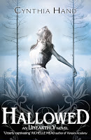 cynthia hand uneartly hallowed boundless interview review