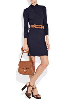 Brown High Heel Women Leather Sandal