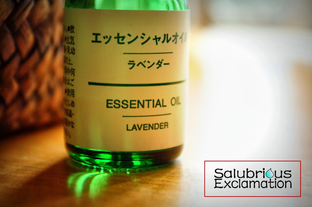 Salubrious Ingredient: Lavender Essential Oil
