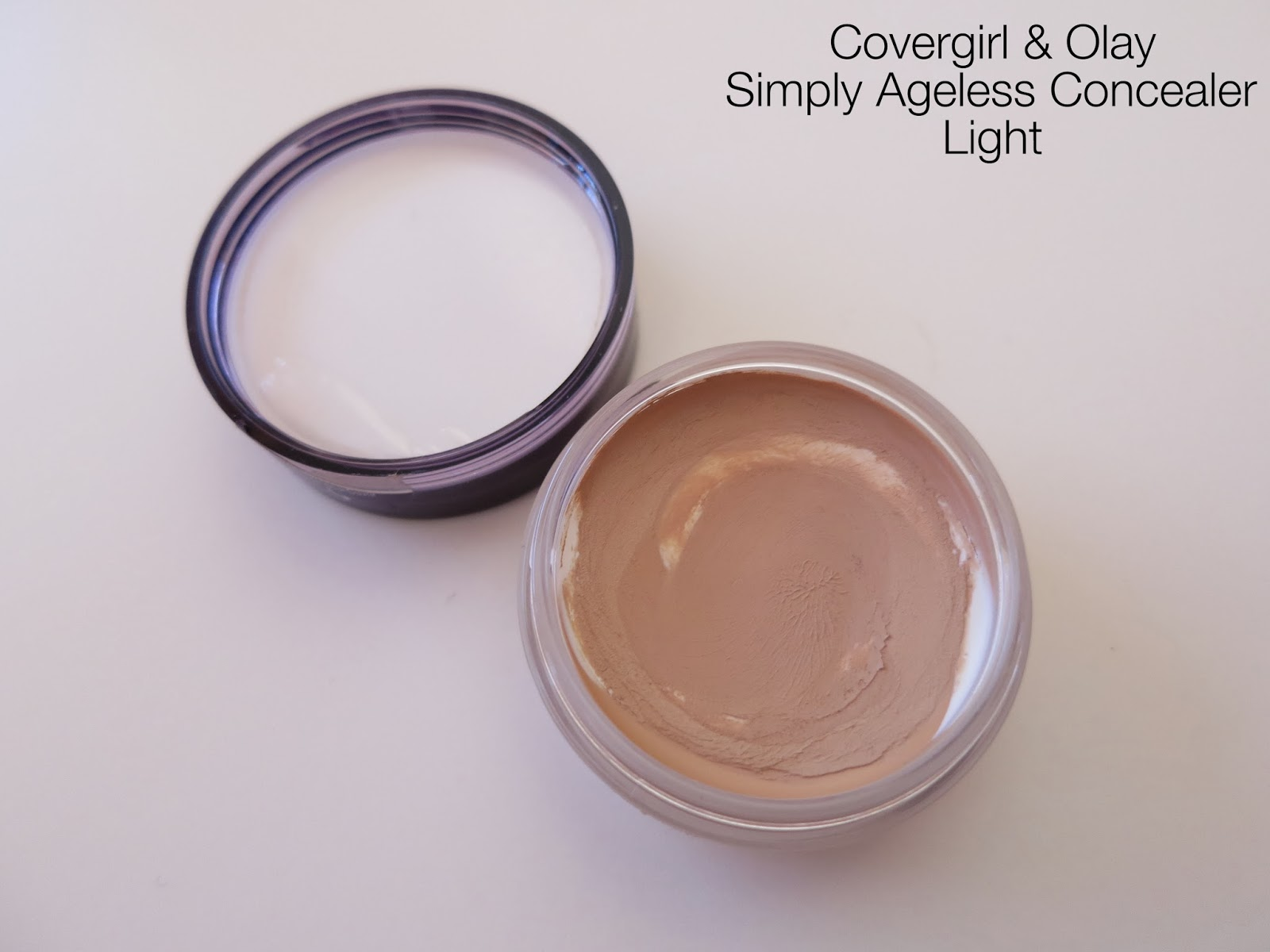 covergirl and olay simply ageless concealer, 5 best under eye concealers