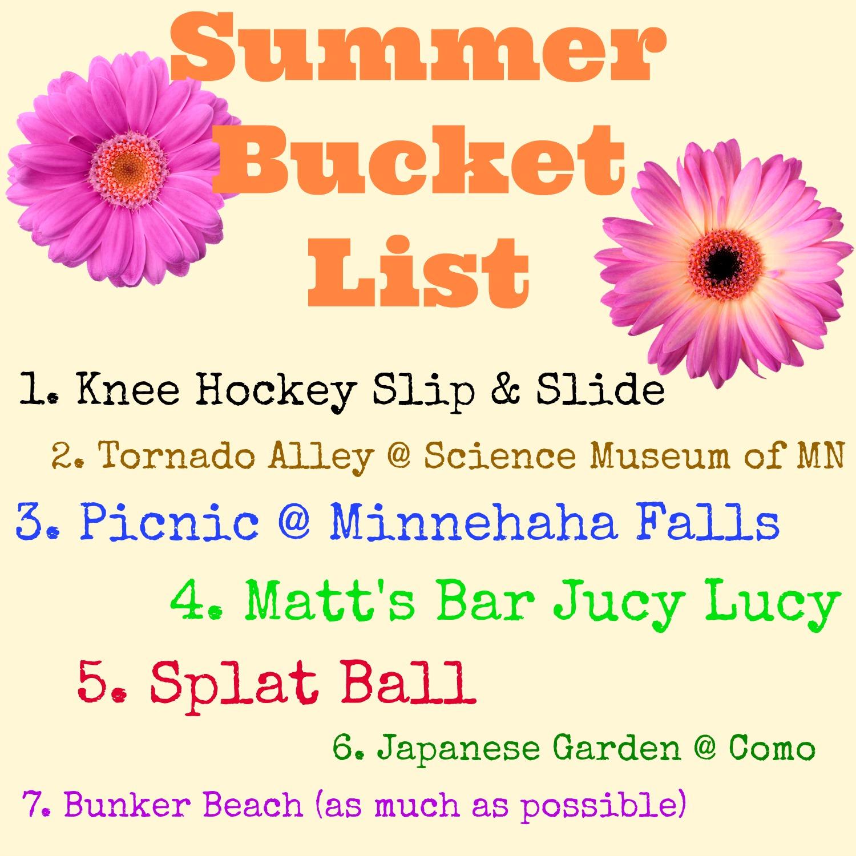Vacation Bucket List Summer Bucket List Things