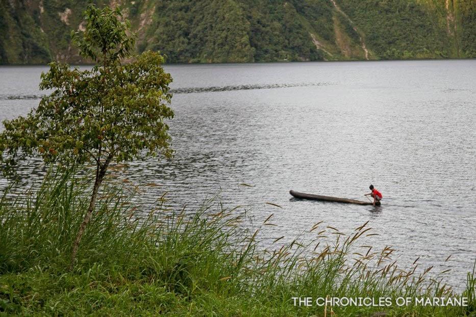 mindanao lake holon