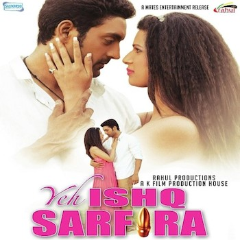 Yeh Ishq Sarfira 2015 Hindi pDVDRip XviD 700mb