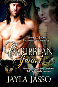Caribbean Jewel available now on Amazon