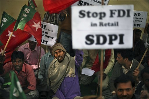 foreign retailers eye india
