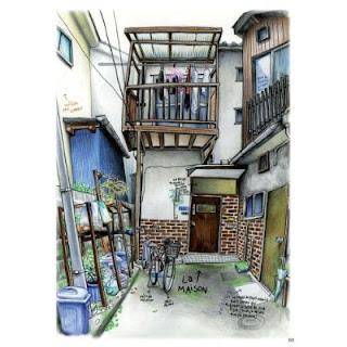 Tokyo Sanpo - Florent Chavouet