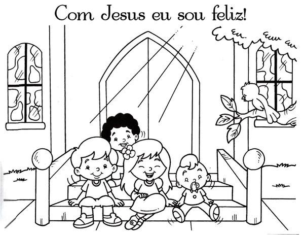 Pequeninos De Jesus Diversas Atividades