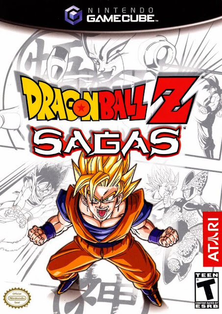 Dragon Ball Z Sagas Game Free Download Free For PC