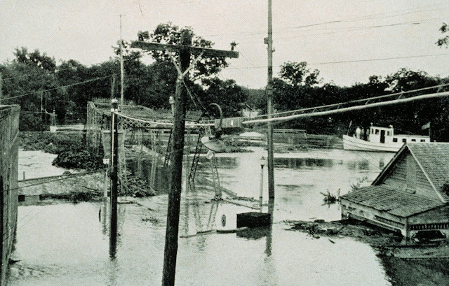 1927 Flood in New Iberia
