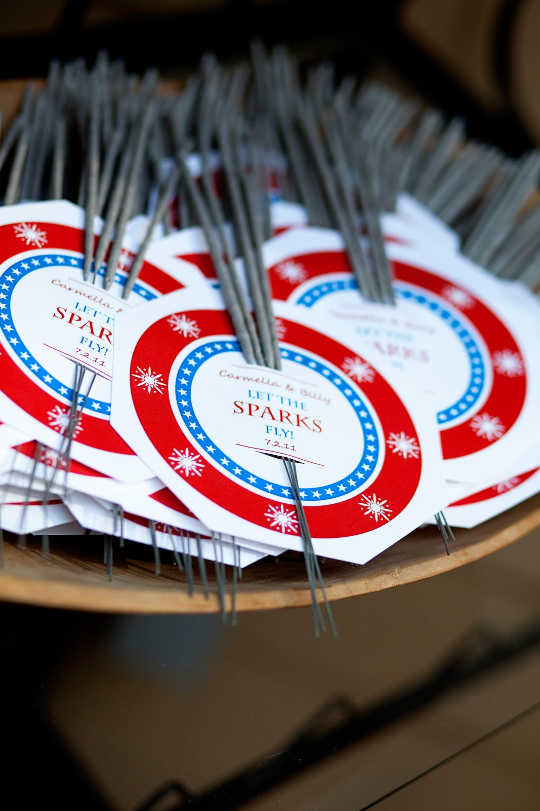 Beautiful 4th Of July Wedding Favors Pictures - Styles & Ideas 2018 ...