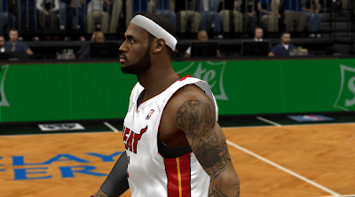 NBA 2K14 Cyberface Mod Pack