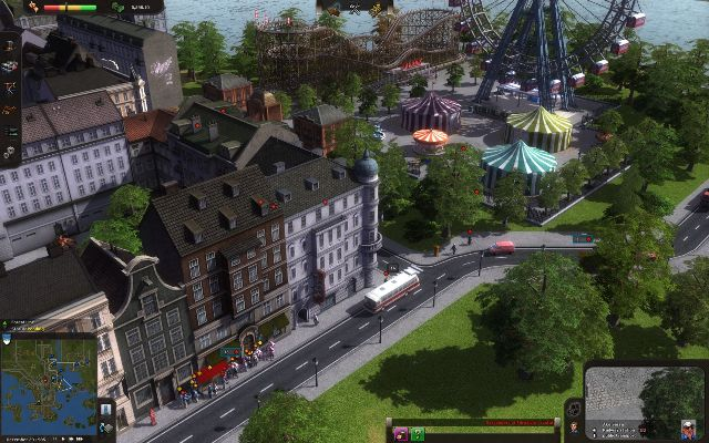 Cities in Motion 1 PC Games Gameplay