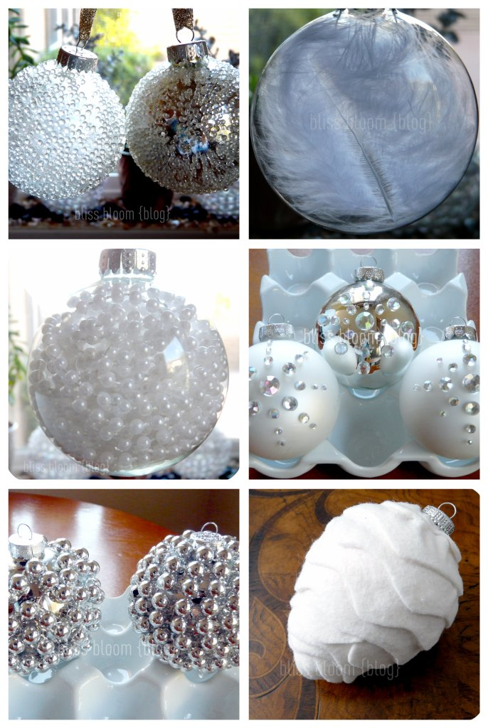 Make 6 Elegant Simple Ornament Projects