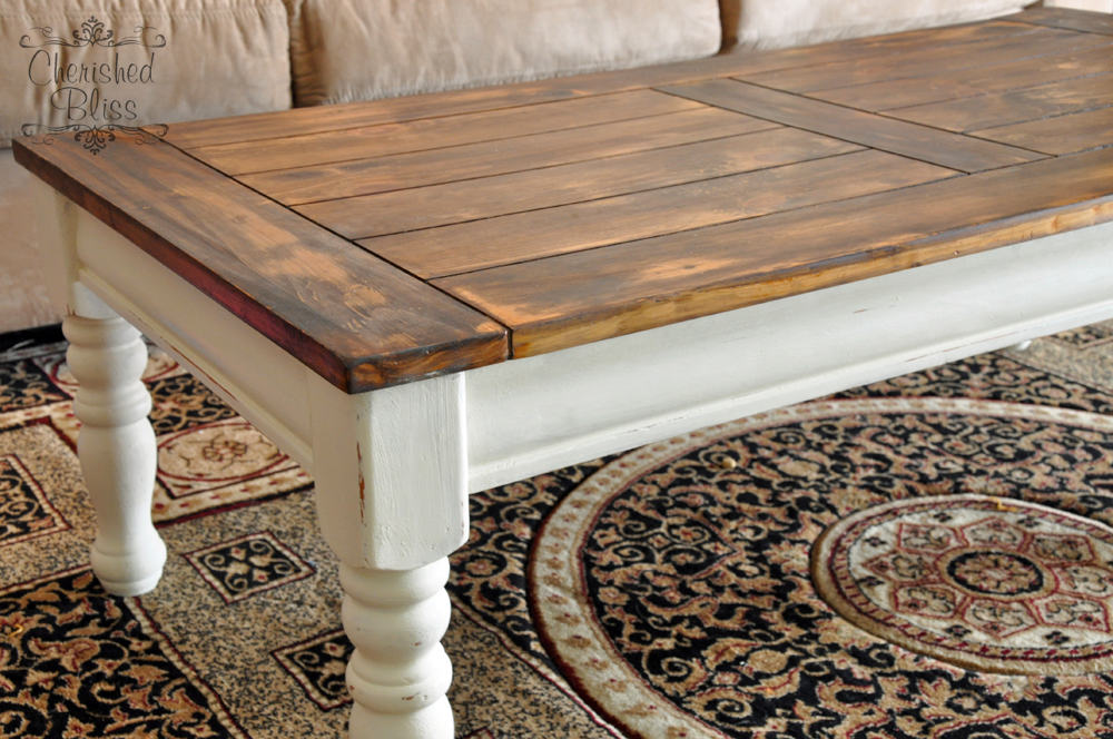 Refinishing coffee table ideas photograph coffee table red for Refinishing a coffee table ideas