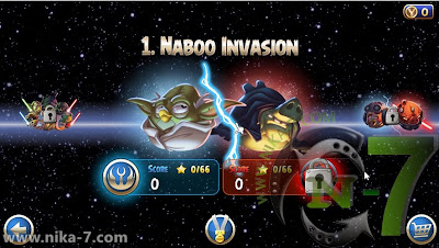 Angry Birds Star Wars II Gratis Full Version