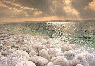 death sea Tempat Teindah Didunia dengan Pemandangan Paling Indah