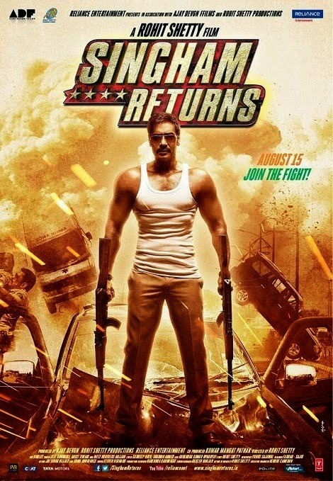 Film Singham Returns (2014)